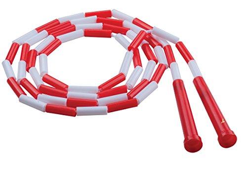 Champion Sports PR7 Plastic Segmented Jump Rope, 7'