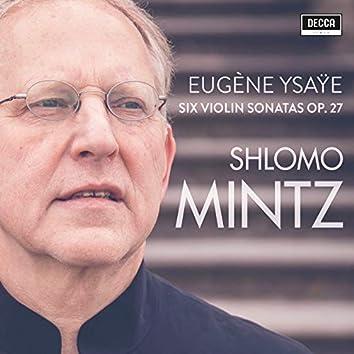 Ysaye: Violin Sonatas Op. 27