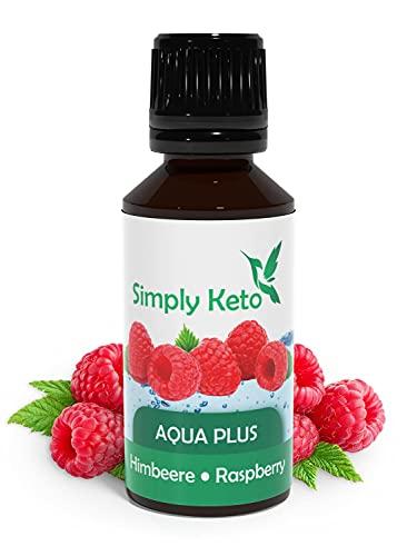 Simply Keto   Aqua Plus HIMBEERE   Nur...
