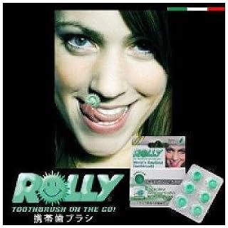 ROLLY ブラッシュ 5箱セット 携帯歯ブラシ