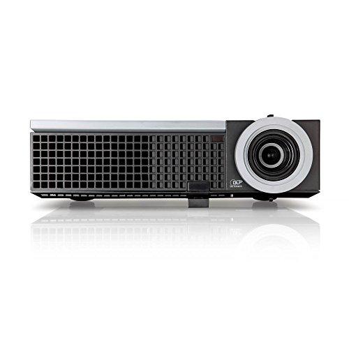 Dell 1510X Projector (Dual VGA, HDMI, RJ45 XGA 3500 ANSI Lumens) (5VY3T) (Renewed)