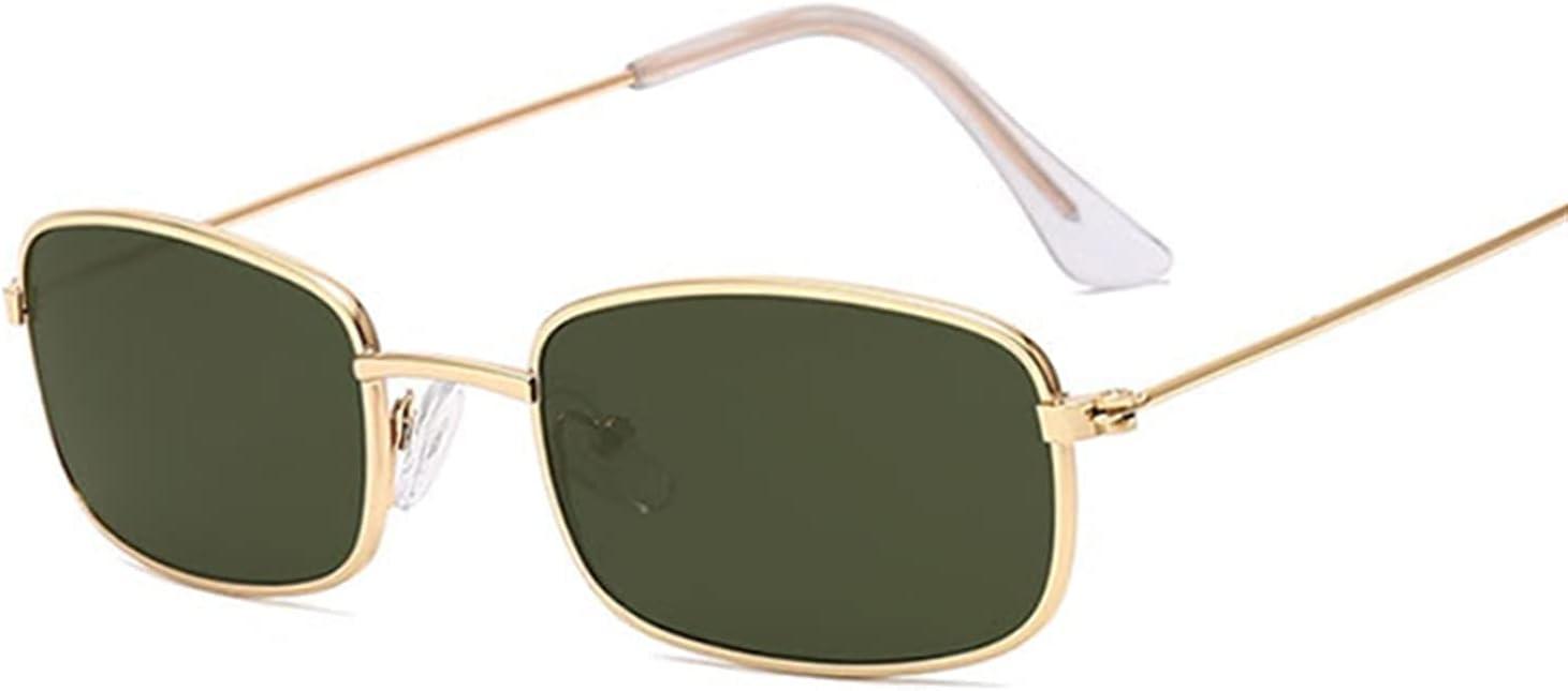 LSLY Sunglasses Retro Over item handling ☆ Blue Industry No. 1 Men Bus Polarized Designer