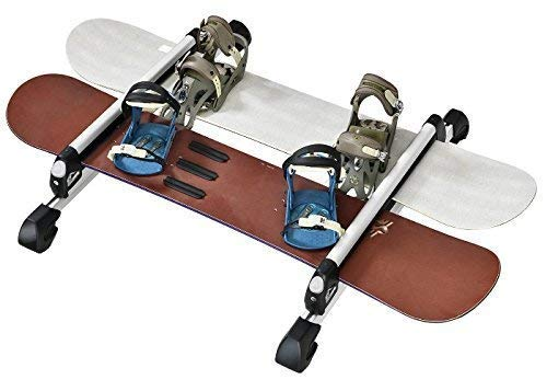 Car-Rack-Carrier-Ski-Car-Rack-Aluminum-Universal-Ski-Roof-Rack-Fits-6-Pairs-Skis-Or-4-Snowboards-Ski-Roof-Carrier-Fit-Most-Vehicles-Equipped-Cross-Bars