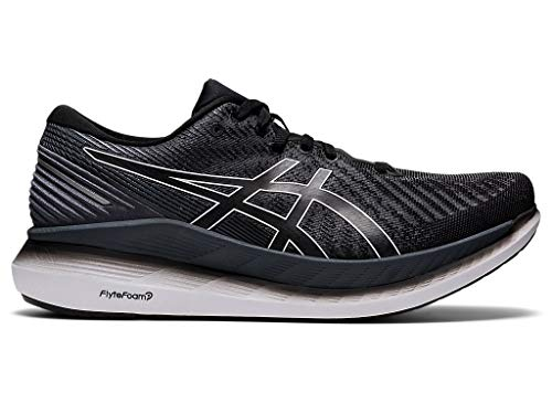 ASICS Men's Glideride 2 Operating Shoes, 7M, Unlit/Carrier Gray thumbnail