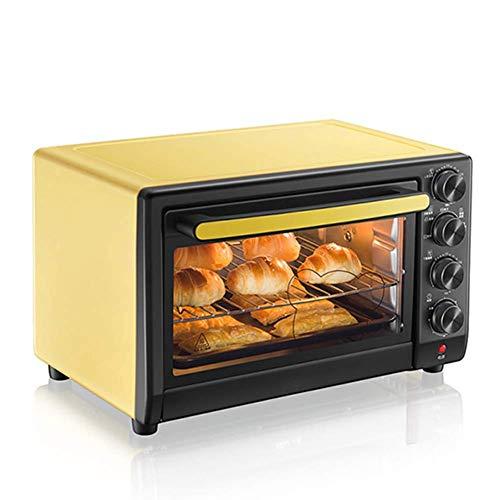 Mini oven grill, functie, 1600 W, 60 minuten timer, explosiebestendig glas, explosieveilig