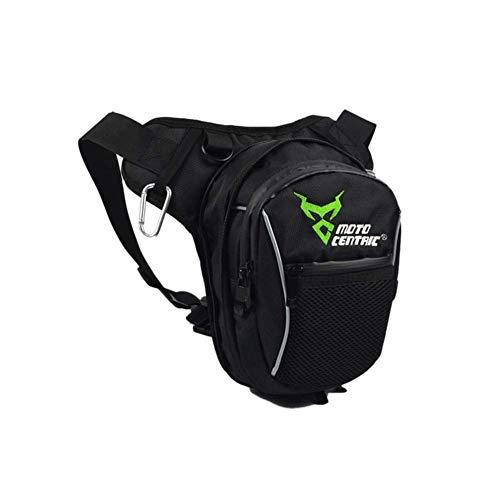 Heuptas voor de heupgordel, verstelbare fietstas voor outdoor-workout Groen