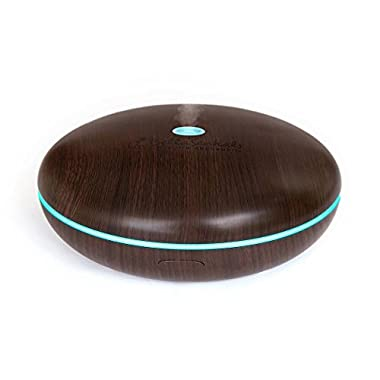 BellaSentials Essential Oil Diffuser – Long Lasting Aromatherapy Diffuser Runs 8-12 Hours Add Your Favorite Aroma To Our Diffuser – Run Throughout The Night Helping You Get A Good Night's Rest