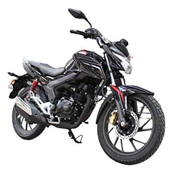 HONDA(ホンダ)CBF125R ブラック SOX24ヶ月保証 乗り出し価格 [並行輸入品]