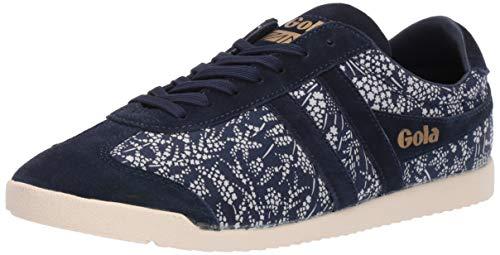 Gola Mädchen Spirit Liberty WS Sneaker, Blau (Navy/Off White EW), 36 EU
