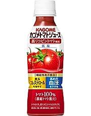 カゴメ トマトジュース(低塩) 高リコピントマト使用 265g×24本[機能性表示食品]