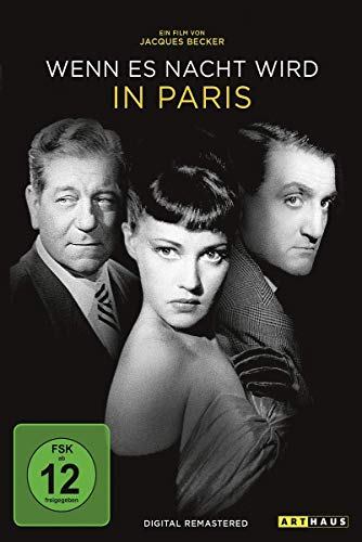 Wenn es Nacht wird in Paris