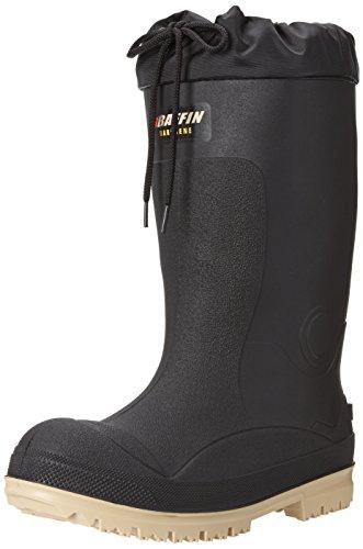 Baffin Men's Titan STP Canadian Made Industrial Work Boot,Black/Amber,12 M US