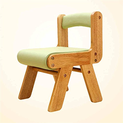 LXFBX Fußbank Massivholz Ersatz Schuh Hocker Hufeisen Test Schuhe Runde gepolsterte Hocker 4 Holzbeine gepolsterte Hocker Kinder Lernen Stuhl Sessel quadratische Stühle (Color : # 3)
