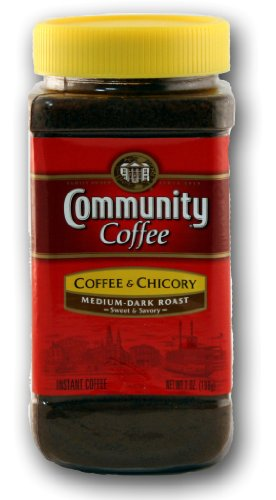 Community Instant Coffee and Chicory