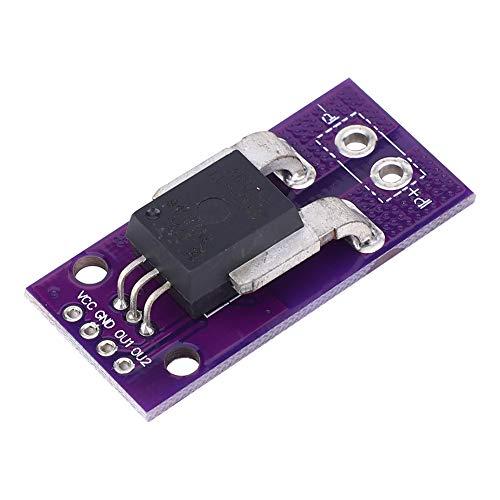 Weikeya Modulo Corrente Leader del Settore, Sensore di Corrente del Padiglione 50A -40 ° C ~ 150 ° C 3.3-5V con plastica