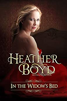 In the Widow's Bed by [Heather Boyd]