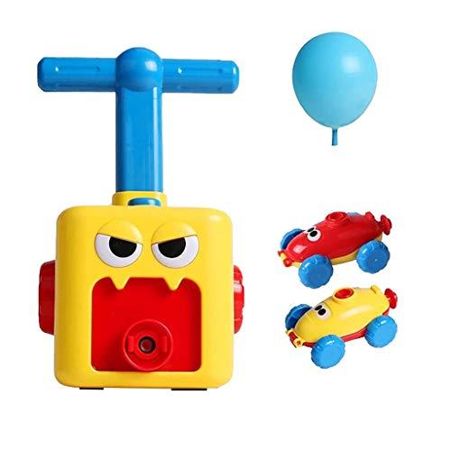 Jouets Enfants,Enfants Inertial Power Ball Car Science Experiment Toy Puzzle Fun Inertial,Jouets Pour Enfants