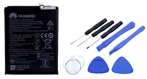 Batteria per Huawei Honor 9   Batteria di ricambio agli ioni di litio da 3200 mAh con set di attrezzi
