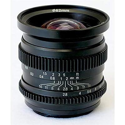SLR Magic 1228E MicroPrime CINE 12mm T2.8 Lens for Sony E-Mount from SLR Magic