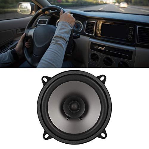 Altavoz coaxial para Coche, 5 Pulgadas 400W Altavoz coaxial para Coche Audio para automóvil Altavoz de Sonido Universal 12V
