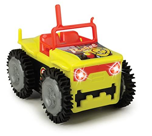 Dickie Toys 203751003 Flip Over Buggy mit Überschlagfunktion, Spielzeugauto mit Batterieantrieb, 3 verschiedene Ausführungen, 9 cm, ab 3 Jahren
