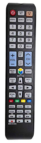 New BN59-01223A Remote Control Compatible with Samsung Smart TV