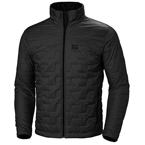 Helly Hansen Lifaloft Insulator Jacket Chaqueta Aislante, Hombre, Negro (Black Matte), L