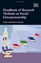 طرق handbook البحث على الاجتماعية المشروعات (elgar مرجع الأصلية) (Research handbooks عمل و إدارة سلسلة)
