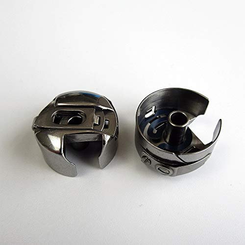 2 Stks Bobbin Case voor Durkopp Adler 69 klasse naaimachines #069-00-578-04