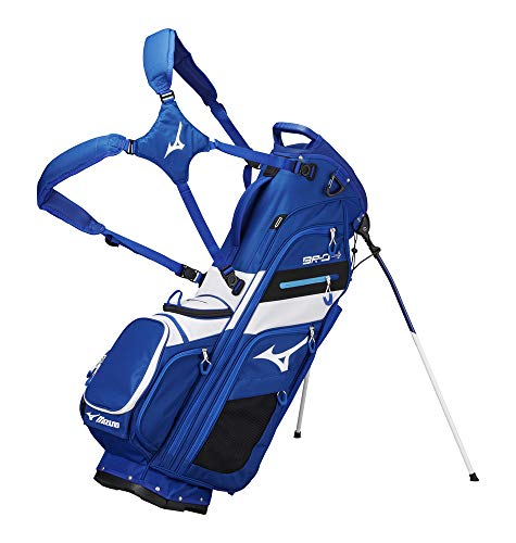 Mizuno 2020 BR-D4 Stand Golf Bag, 14 Way, Staff