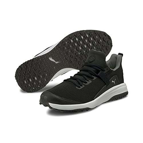 PUMA 195101, Zapatos de Golf, Negro Black, 38 EU
