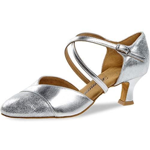 Diamant Damen Tanzschuhe 161-068-505 - Größe: UK 5,5