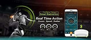 Coollang Xiaoyu 2.0 - Badminton Smart Sensor with 3D Simulation