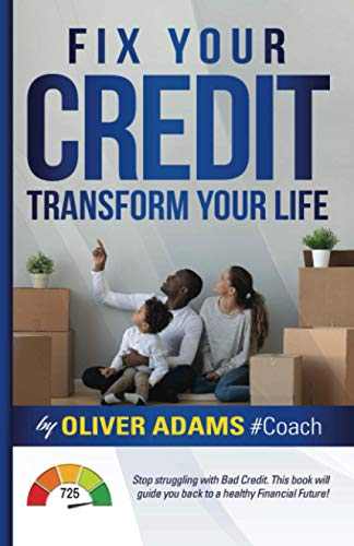 Fix Your Credit Transform Your Life