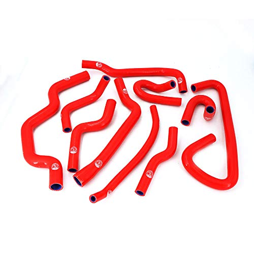 Silicone Radiator Hose Kit FOR Renault Clio I/Williams R19 16S/16V F7P 1.8L...