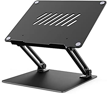 MiiKARE Aluminum Laptop Stand for Desk