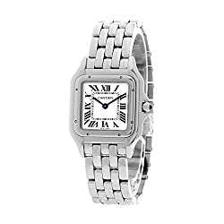 Cartier Panthere de Cartier Women's Watch WSPN0007 - best luxury watch for small wrisst women