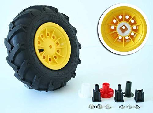 Rueda izquierda, 310mm x 95mm para neumáticos
