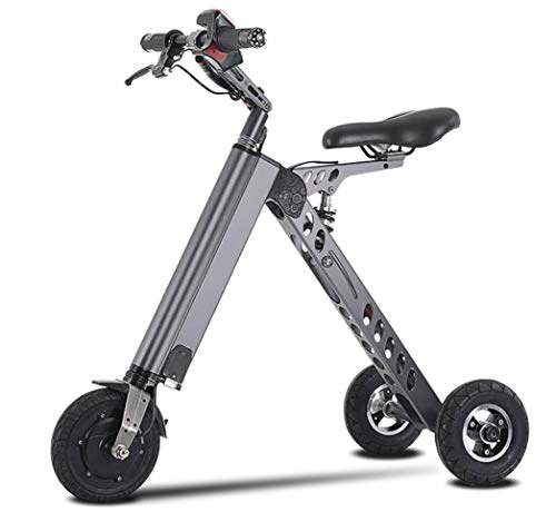 Hycy Intelligentes Gleichgewichtsauto des Lithium Dreirädrigen Elektrischen Fahrzeugs Elektrisches Fahrrad K-Falten Elektrisches Auto