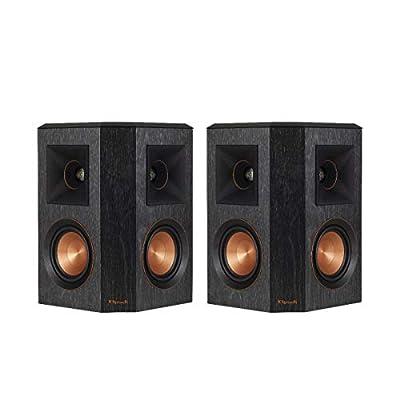 Klipsch RP-402S Reference Premiere Surround Speakers - Pair (Ebony) from Klipsch
