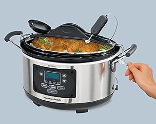 هاملتون بيتش (33967A) طباخ بطيء مع مسبار للبيع