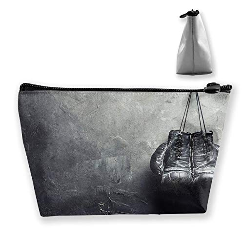 Medical Goods Multi-Functional Trapezoidal Storage Bag Toiletry Bag Zipper Receive Bag