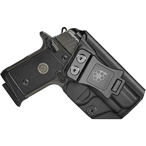 Amberide IWB KYDEX Holster Fit: Sig Sauer P238 Pistol |...