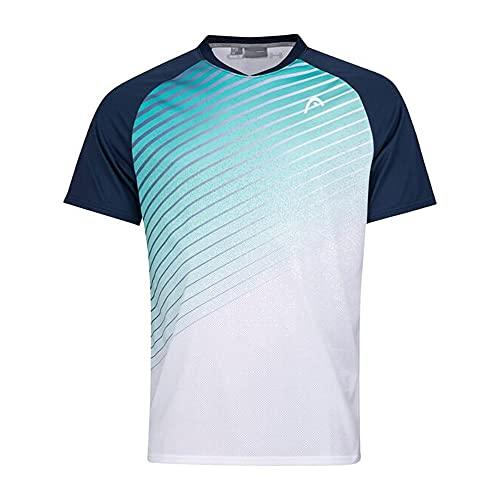 HEAD Mens PERF T-Shirt M, Tqxp, 2XL