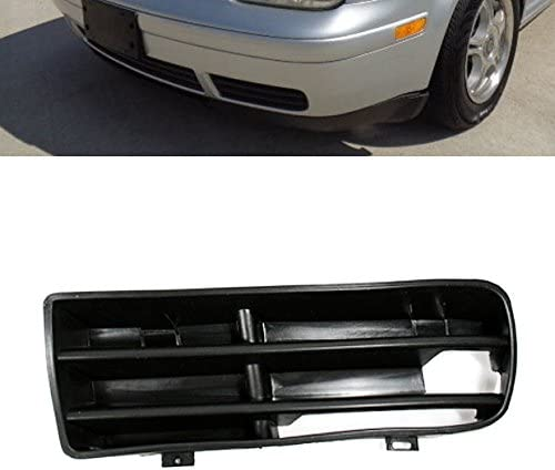 1Pcs Black ABS Plastic Front Bumper Sale special price G Left Light Selling rankings Side Driver Fog