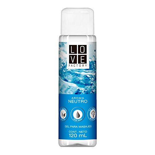 Lubricante Intimo Natural  marca LOVE FACTORY