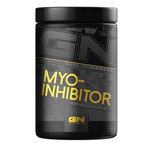 GN Laboratories Myo-Inhibitor 300g - Maximale Steigerung Des Muskelwachstums / Bodybuilding / Vanille
