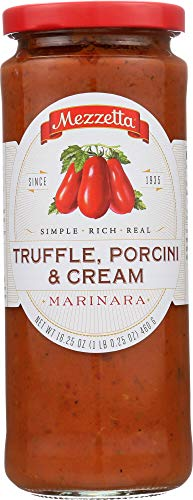 Mezzetta (NOT A CASE) Porcini & Cream Truffle Marinara