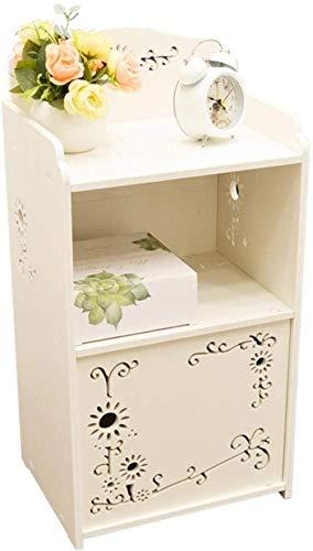 Nachttisch Nachttisch Kinderschrank Regal Einfache Nachtkommode Praktische Möbel Beistelltisch