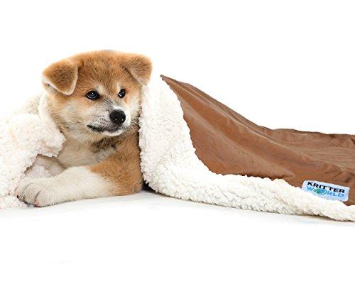 kritterworldâ  Mascota Perro Gato Cachorro Microplush Sherpa Manta para...